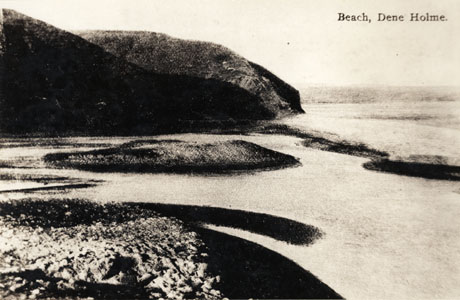 The Beach At Deneholme